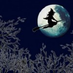 witch and the moon away we go