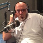 John J Nazarian on radio always lively